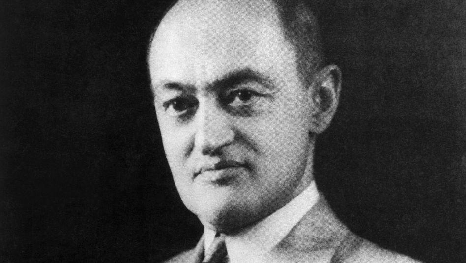 Nahm die Ideen des russischen Ökonomen Kondratieff zu den Verwerfungen in Volkswirtschaften auf und veredelte sie: Joseph Alois Schumpeter.