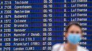 Lufthansa verlangt negativen Corona-Test