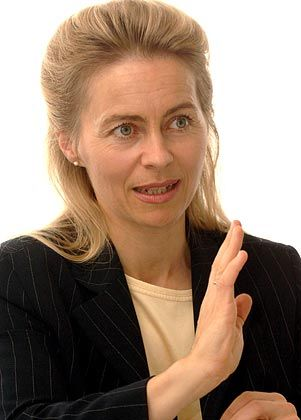 Ursula von der Leyen: Niedersachsens Sozialministerin wird sich um die Bereiche Soziales, Familie, Gesundheit und Senioren kümmern