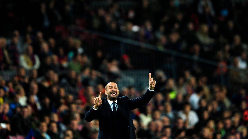 Pep Guardiola: Neuer Coach des FC Bayern