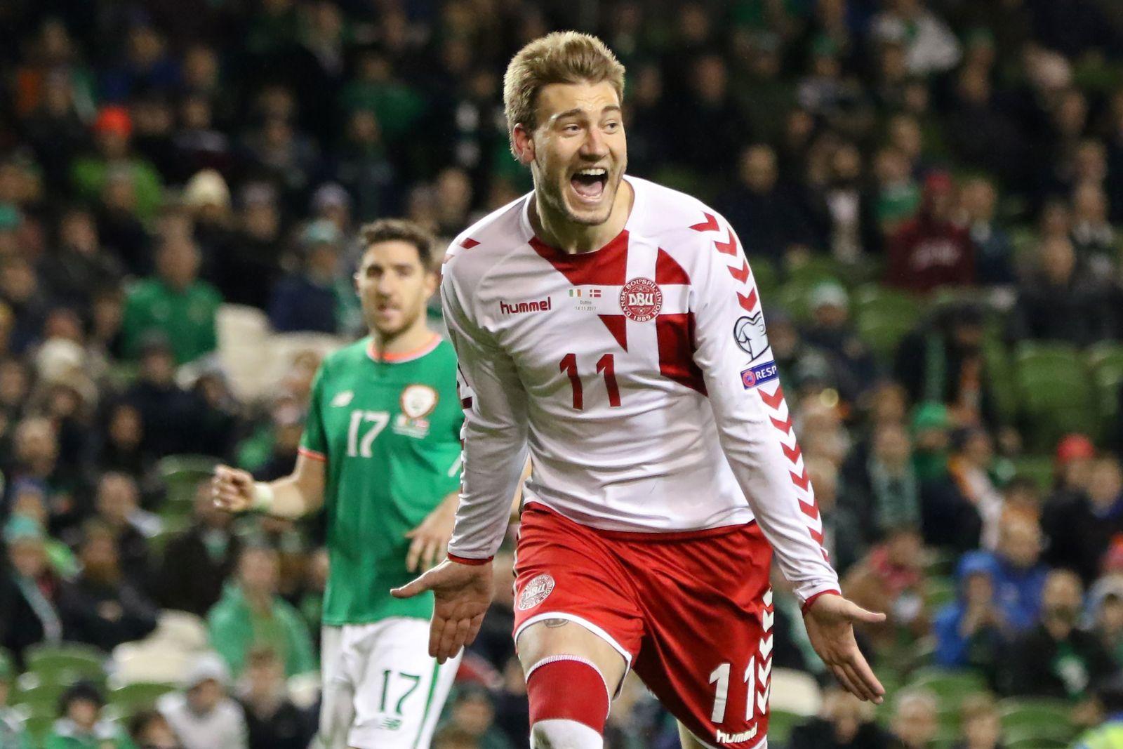 Fußball / WM / Dänemark / Hummel