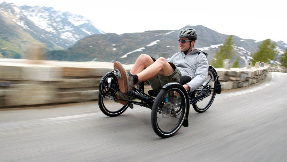Elektrofahrräder: Trikes und weitere Modelle