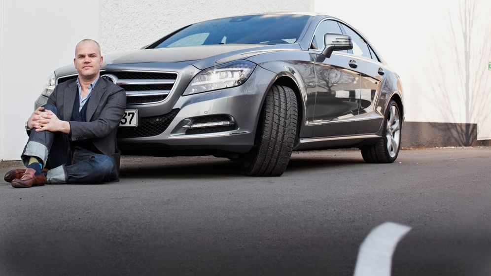 Autotest: Benzmark Mercedes CLS