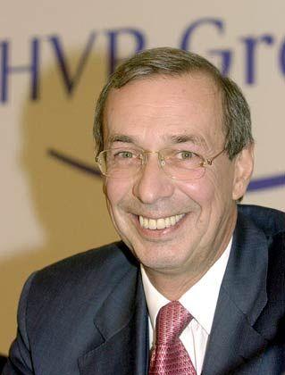 Lob von Analysten: Vorstandssprecher Dieter Rampl erhält von Branchenexperten Rückendeckung für seine Restrukturierungen