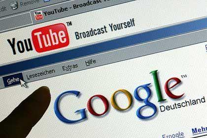 Angriff: Google verstärkt seine Bewegtbildaktivitäten