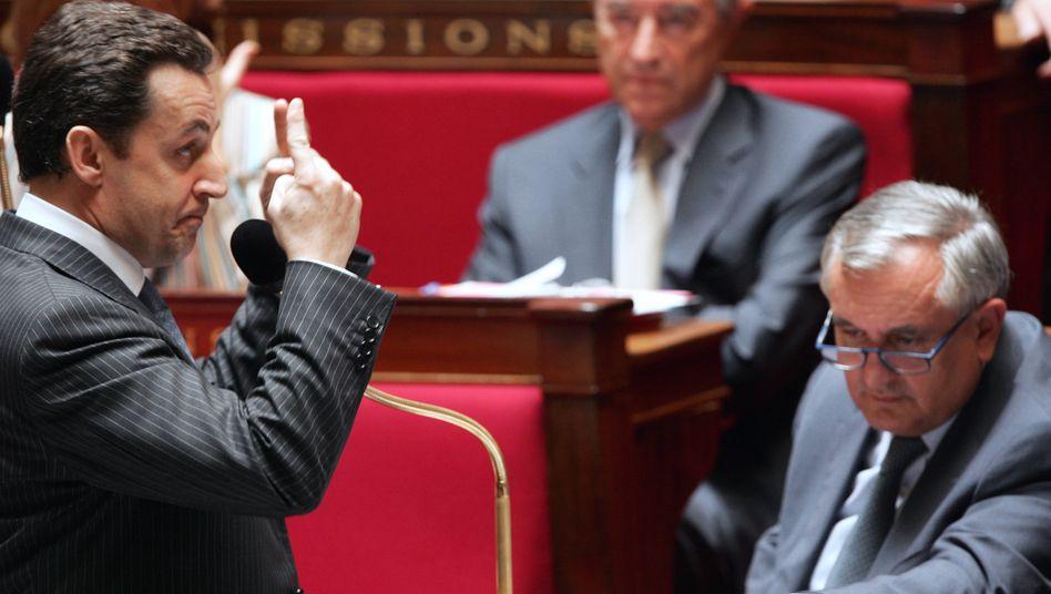 Nicolas Sarkozy: Haftstrafe im Korruptionsprozess