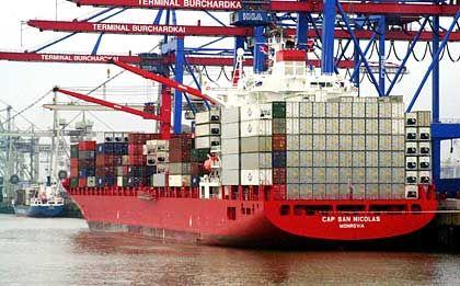 Der Export wird nach Ansicht der Deutschen Bank in diesem Jahr eine der wichtigen Wachstumsstützen sein.