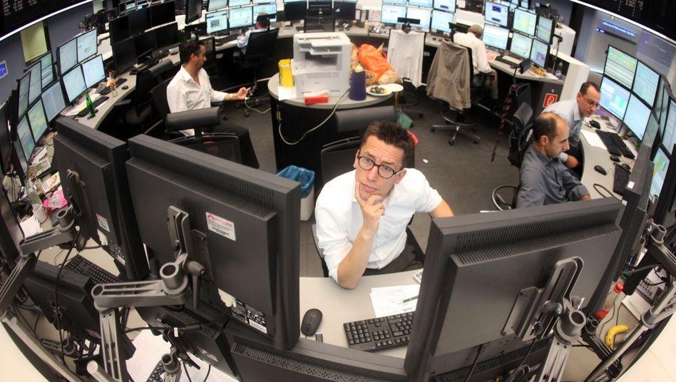 Dax: Geldanlage bei der Börse lässt manche Fragen offen