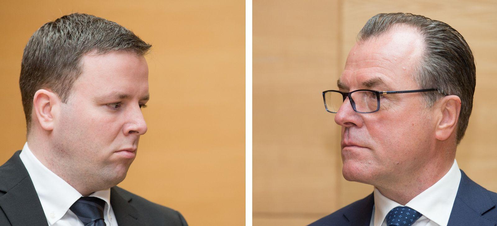 Tönnies-Prozess am Landgericht Bielefeld