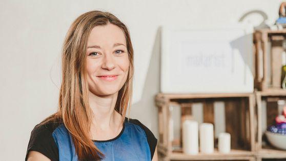 Amber Riedl über Erfahrungen als Gründerin und Mutter.
