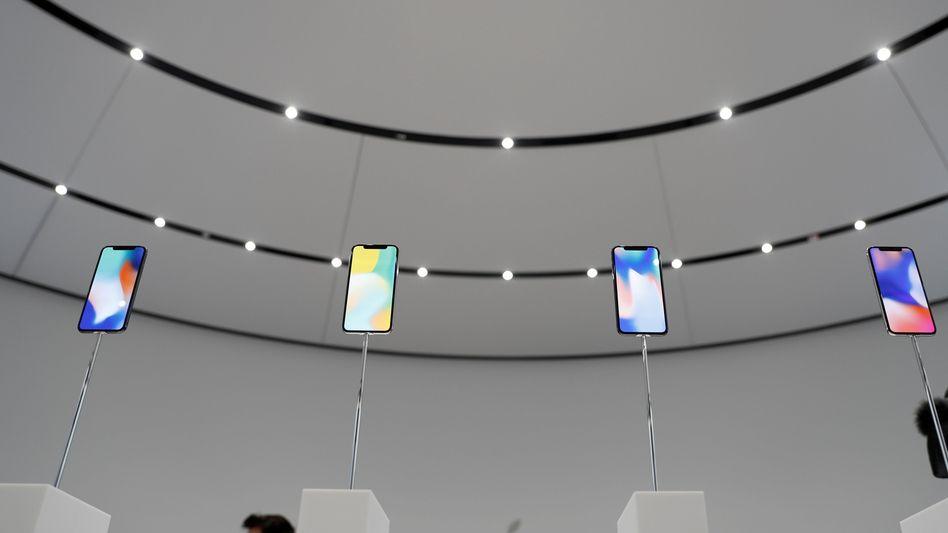 Apple-Zulieferer hängen vom Erfolg des iPhones ab