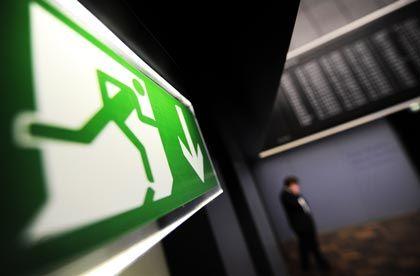 Geordneter Rückzug statt Flucht: Die EZB will den Banken in mehreren kleinen Schritten Liquidität entziehen