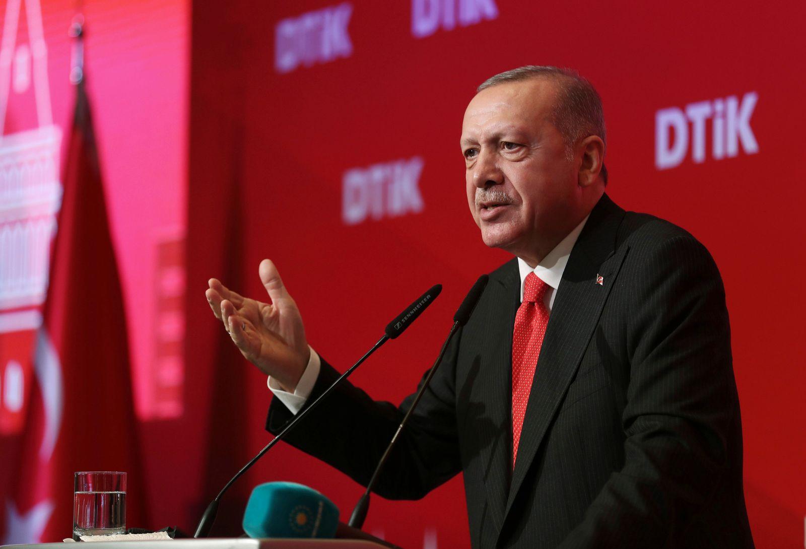 Turkey Syria / Erdogan