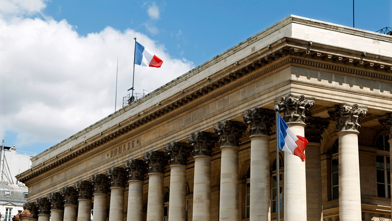 Französische Börse