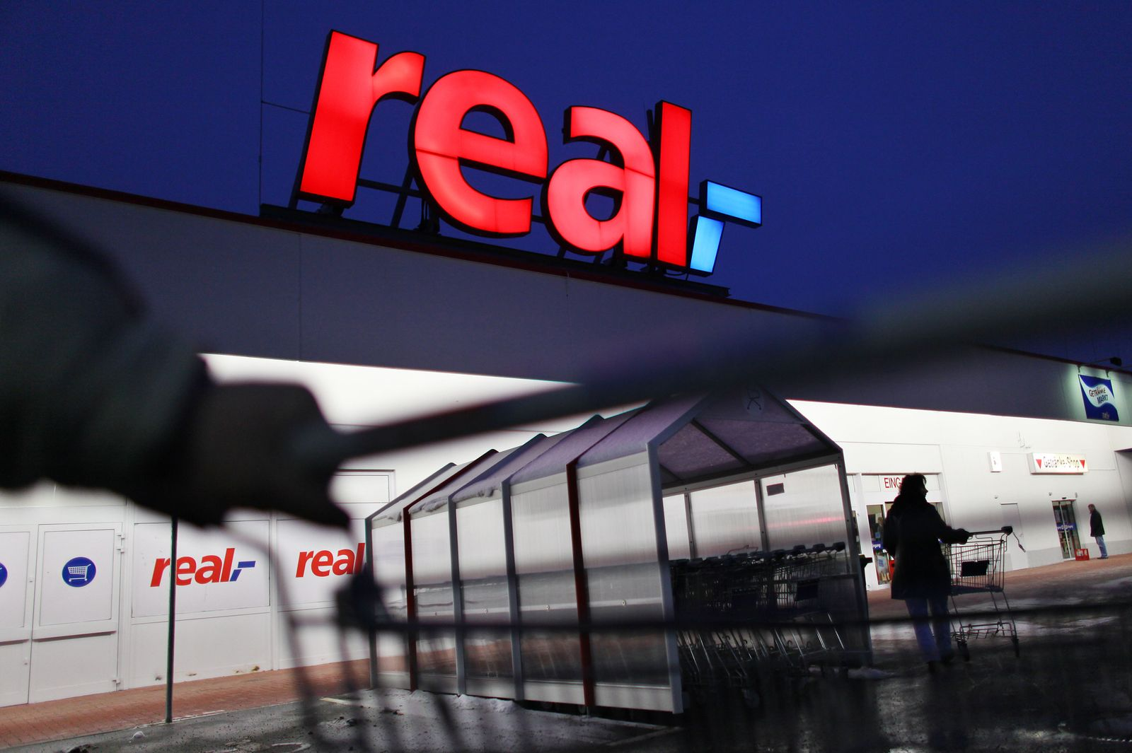 Metro Konzern / Real-Markt / Real Markt