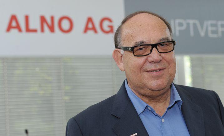 Max Müller: Das Verhalten des Alno-Chefs wirft Fragen auf