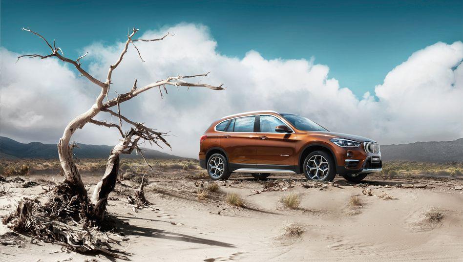 In China konnte BMW seinen Absatz besonders stark steigern im Januar, das könnte auch an dem BMW-X1-Sondermodell für diesen Markt gelegen haben