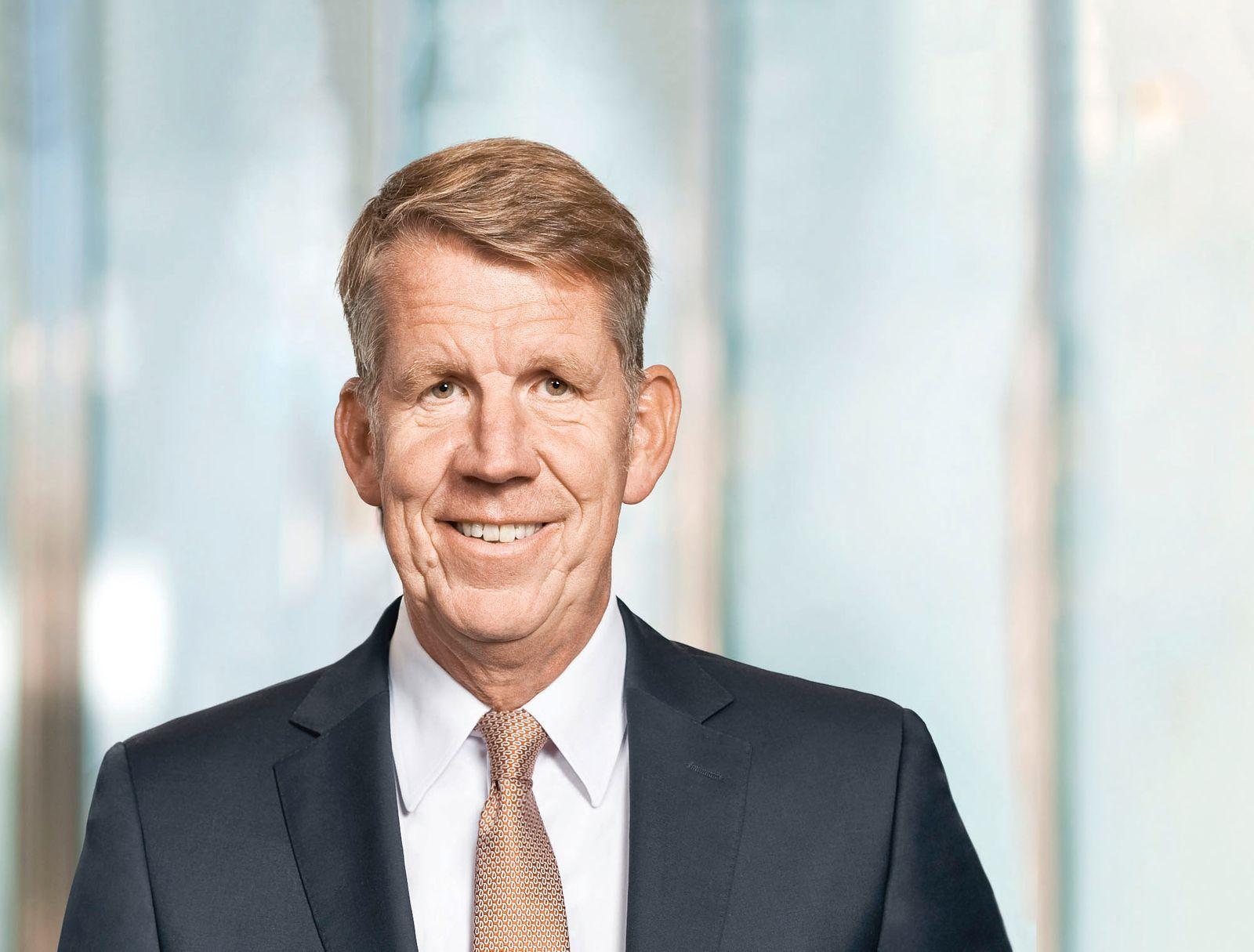 Friedrich Joussen / TUI