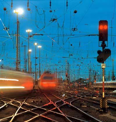 Im Zwielicht: Im internationalen Geschäft der Bahn soll Schmiergeld geflossen sein