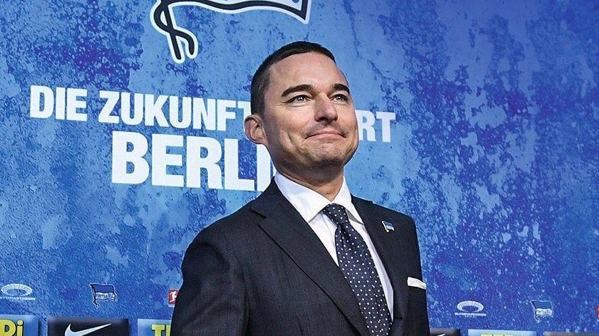 Bühnenreif: Der Hertha-Investor Lars Windhorst hat ein Händchen für heiße Geschäfte