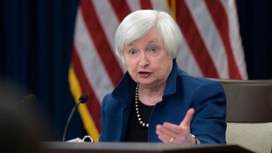 Fed-Chefin Yellen: Weitere Zinserhöhung noch in diesem Jahr geplant