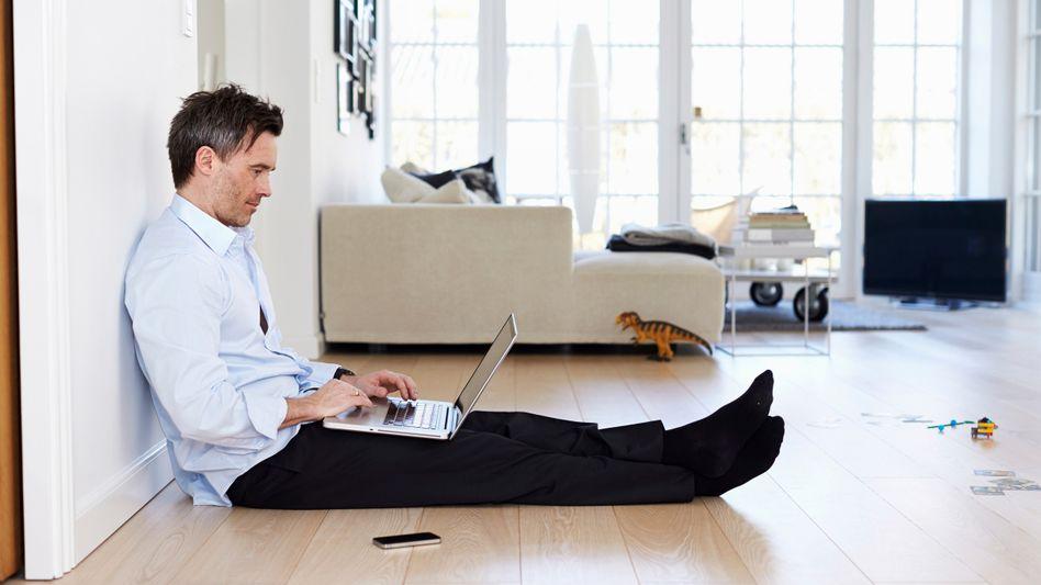 Work-Life-Balance war gestern. Heute regiert Work-Life-Blending - ein Alptraum für die Familie