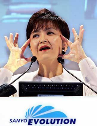 Galt als eine der einflussreichsten Geschäftsfrauen weltweit: Tomoyo Nonaka