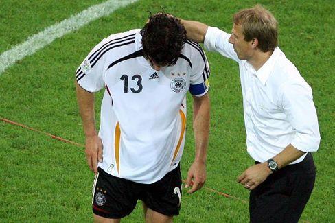 Erfolgscoach: Ex-DFB-Teamchef Jürgen Klinsmann