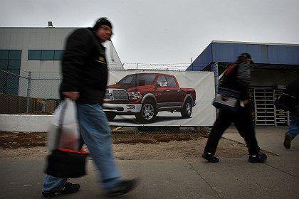 Branche im Niedergang: Die marode Autoindustrie setzt auf die Hilfe des Staats