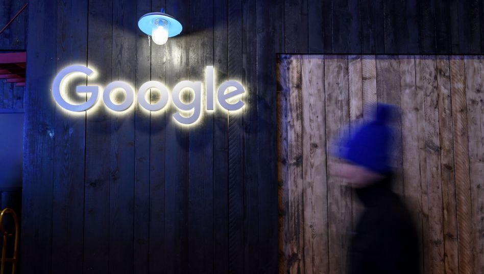"""Strahlt in der Krise nicht mehr ganz so hell: Google hat eine """"starke Drosselung bei den Werbeeinnahmen erlebt""""."""