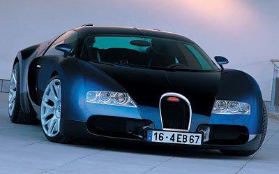 Der Angreifer: Mit dem Bugatti EB 16.4 Veyron drängt VW-Chef Ferdinand Piëch ins automobile Oberhaus.