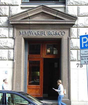 Bankhaus M.M. Warburg: Führungszirkel erweitert