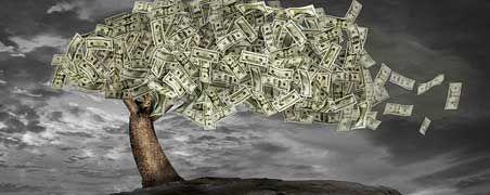 Stürmische Zeiten: Jede fünfte Führungskraft hat Gehalt eingebüßt