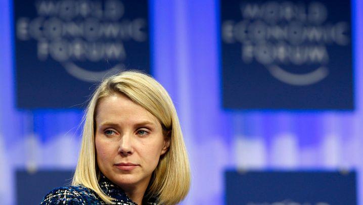 Marissa Mayer: Dieser Fonds will Kopf der Yahoo-Chefin