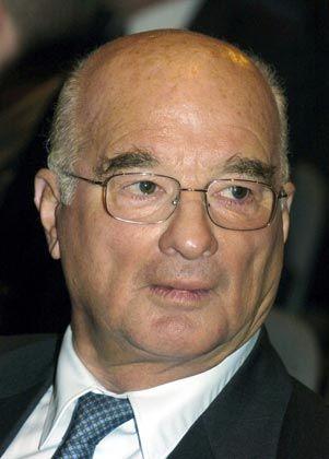 Eberhard Martini: Der ehemalige Bankchef wurde 73 Jahre alt