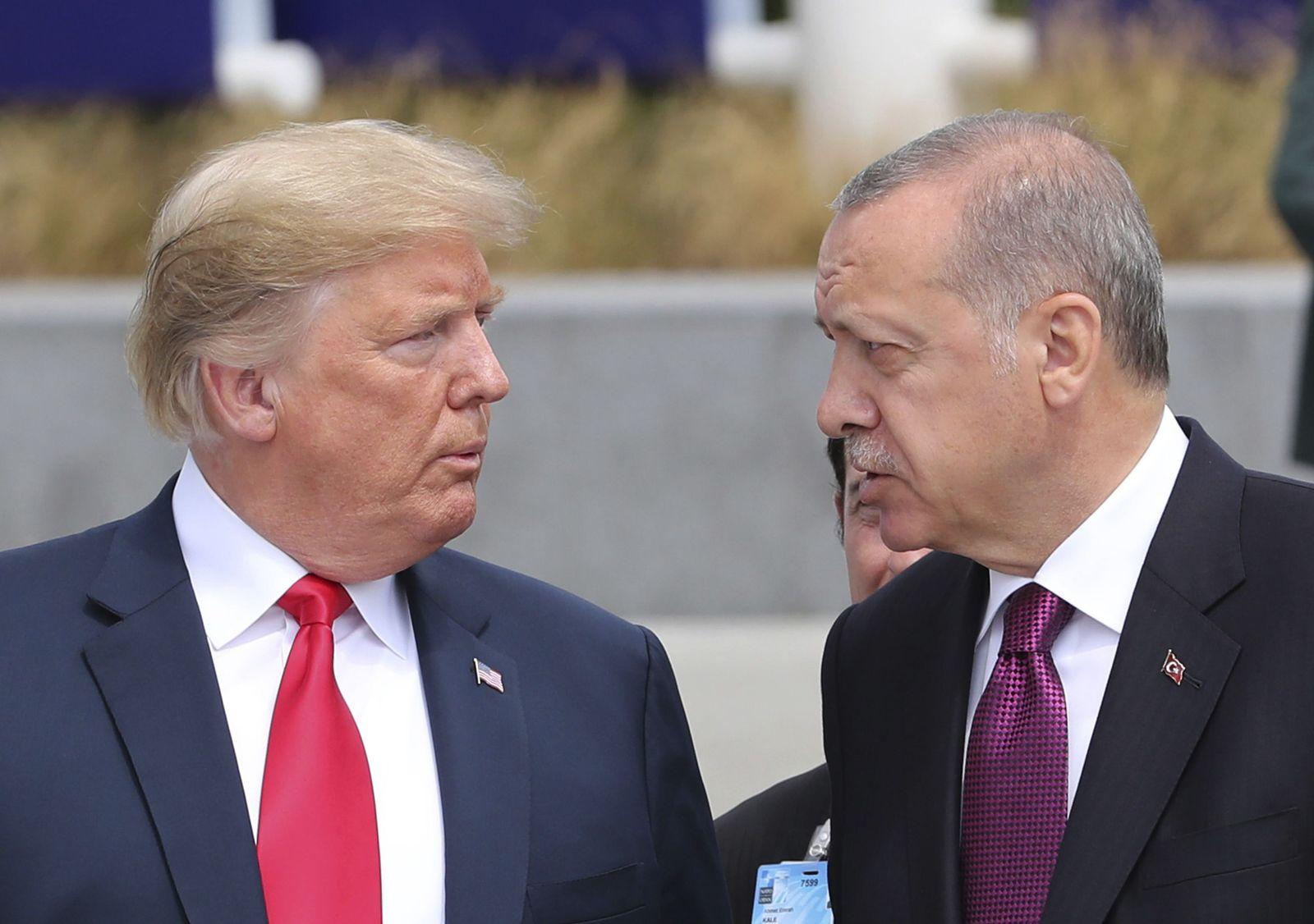 Trump/ Erdogan/ Brüssel