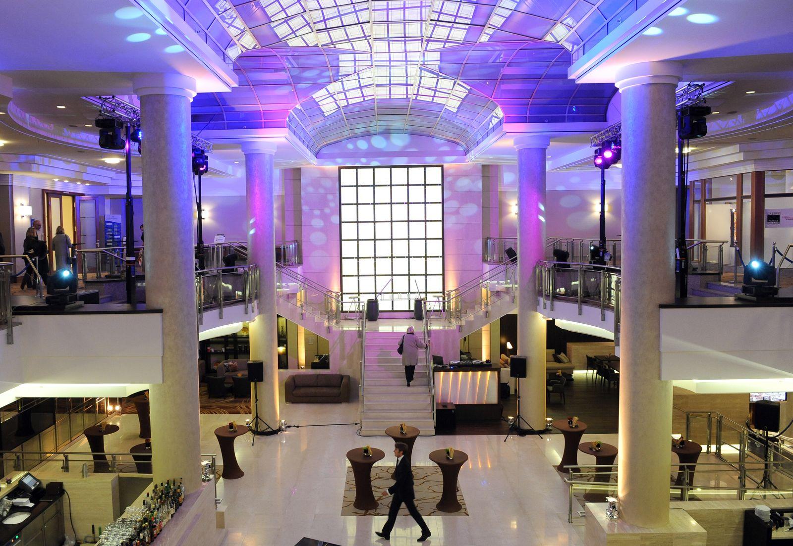 Re-Opening Hilton Hotel Berlin