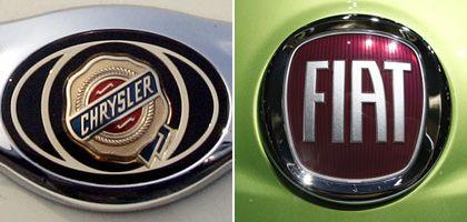Vermählung der Schwachen: Fiat hat gerade ein harte Sanierung hinter sich