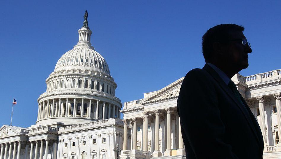 US-Senat: Ausgabenplan für sechs Monate verabschiedet