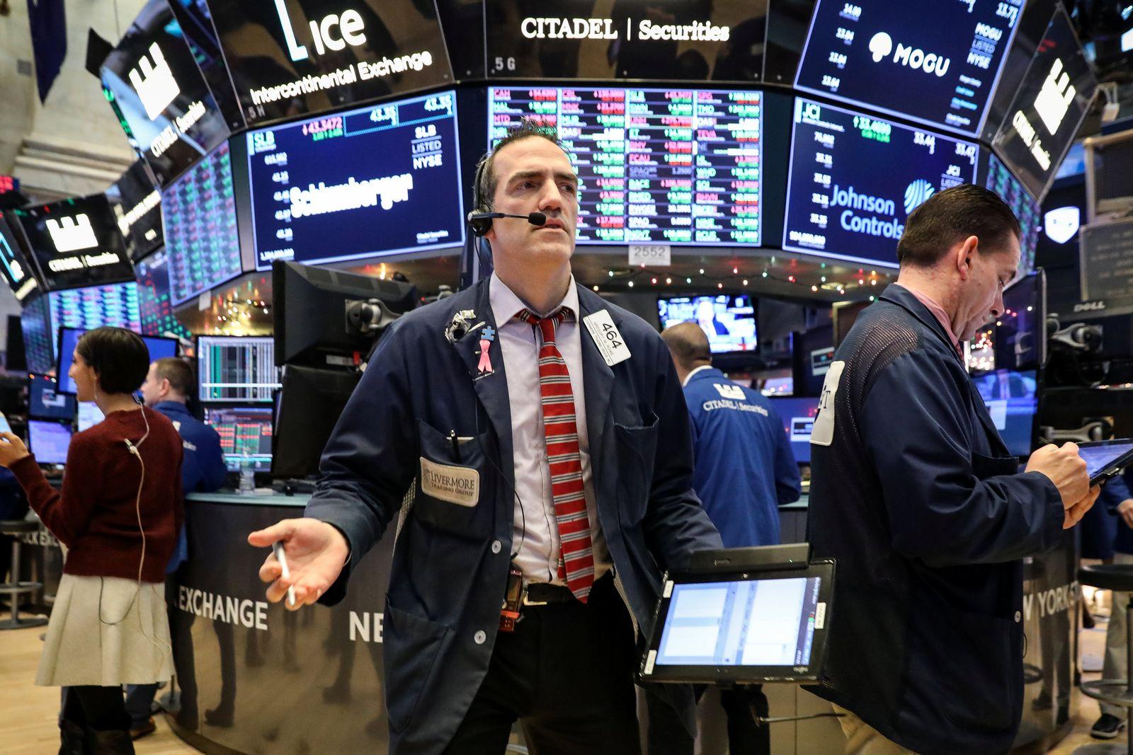 USA Börse New York