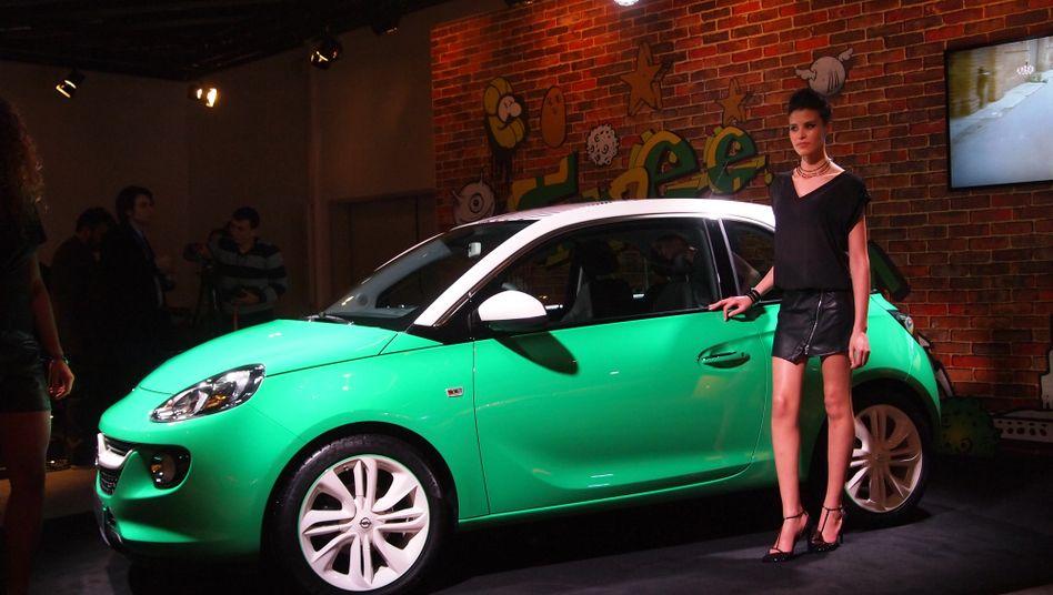 """""""Adam"""": Opels Kleinster könnte ein Geschwisterchen bekommen"""