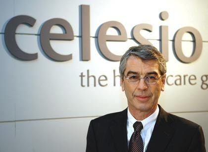 Legt sein Amt im Haniel-Vorstand nieder: Celesio-Chef Oesterle