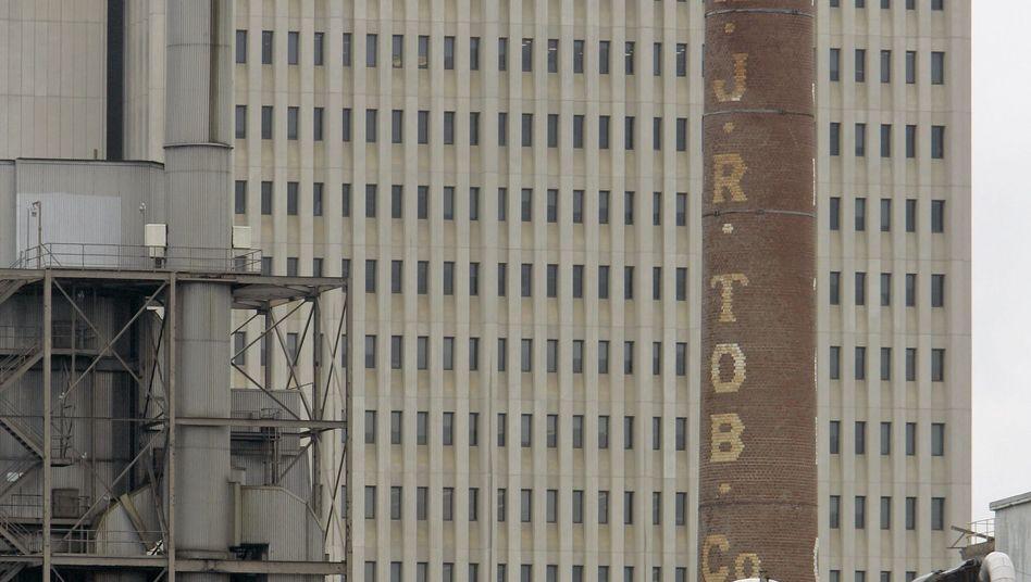 Hauptsitz von R.J. Reynolds in North Carolina: Urteil über 23,6 Milliarden Dollar schockt die Konzernführung