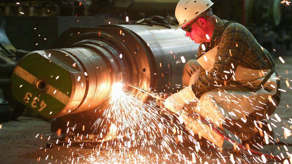Großspenden aus der Metallindustrie: Deutsche Wirtschaft steckt Parteien Millionen zu