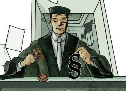 Hoffnung auf die Gerichte Große Wut: Im Jahr 2006 gingen über 48.000 Klagen bei deutschen Finanzgerichten ein. Über 22.000 Klagen wurden jedoch zeitgleich zurückgezogen. Geringe Chancen: Nur gut 18 Prozent der 2006 verkündeten Urteile fielen zugunsten der Steuerzahler aus.