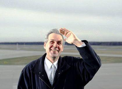 Gründer der Cargolifter AG: Banker und Manager Carl-Heinrich von Gablenz