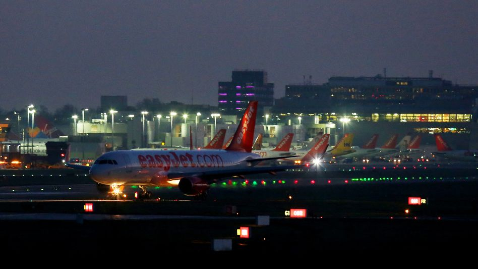 Flughafen London-Gatwick stellt Betrieb wegen Drohnen ein