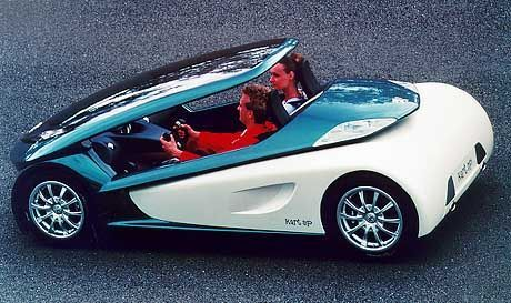 Schräg: Der Peugeot Kart-up