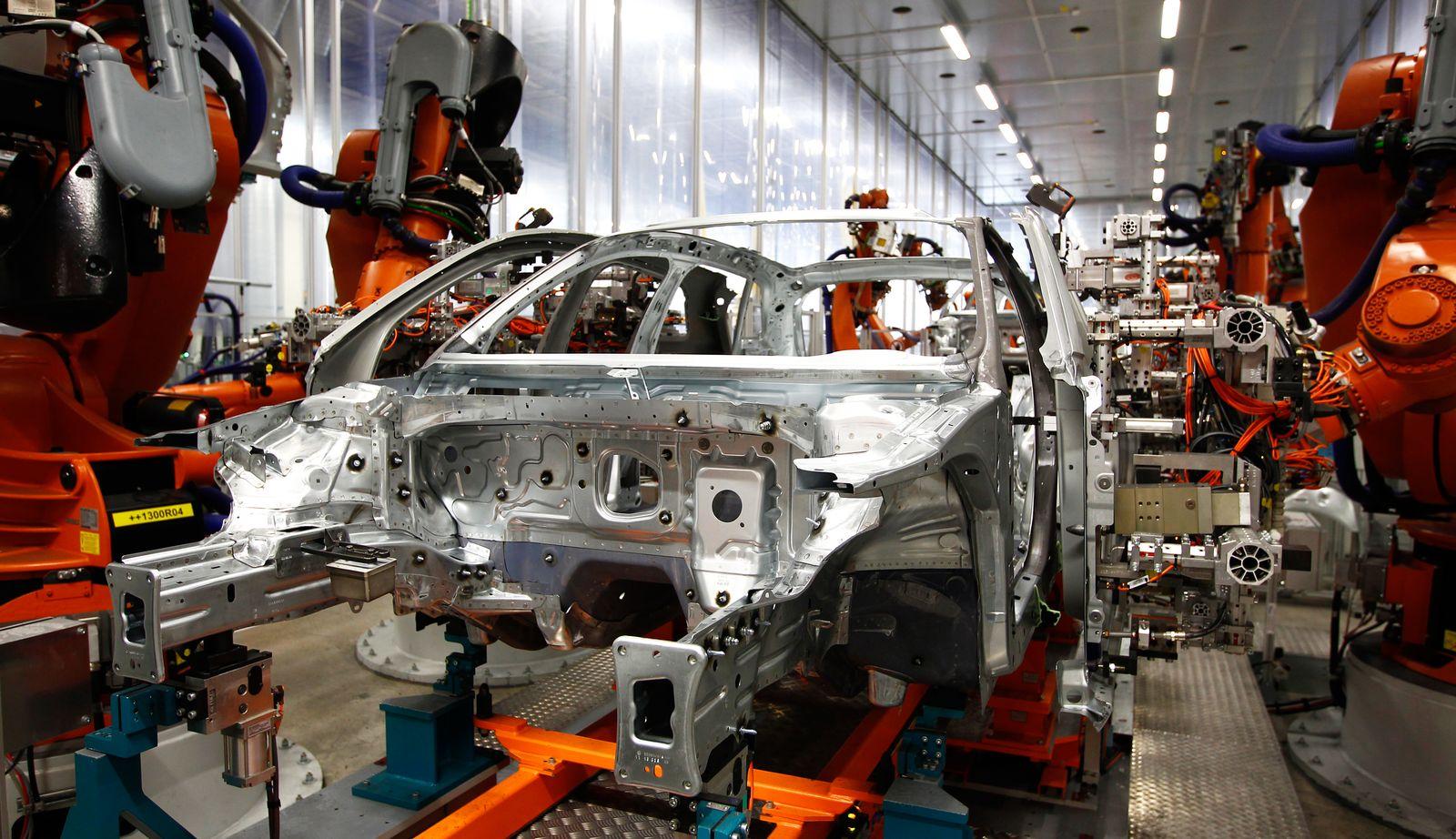 Deutschland / Konjunktur / Auto-Produktion