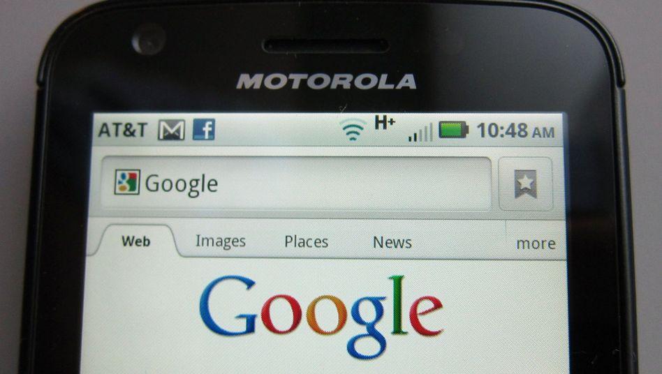 Motorola hat als Mobilfunk-Pionier eine riesige Schatztruhe aus rund 17.000 Patenten und 6800 Patentanträgen
